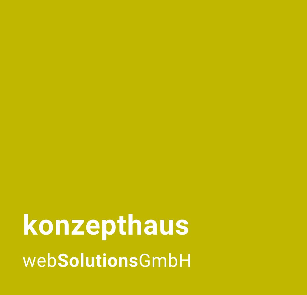 konzepthaus Web Solutions